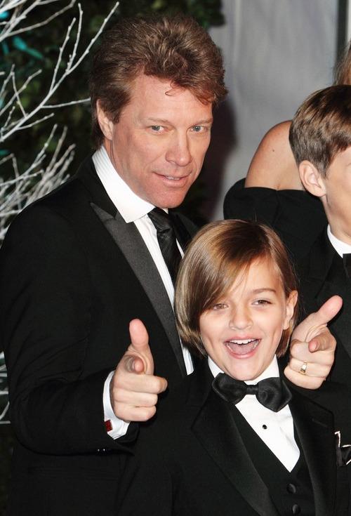 Romeo Bongiovi, Jon Bon Jovi youngest son