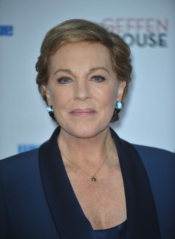 How rich is Julie Andrews?