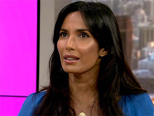 How rich is Padma Lakshmi?