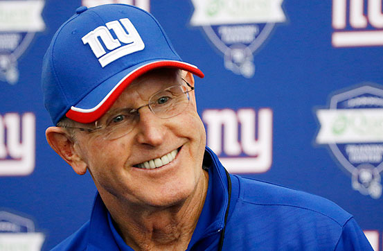 Tom Coughlin biography