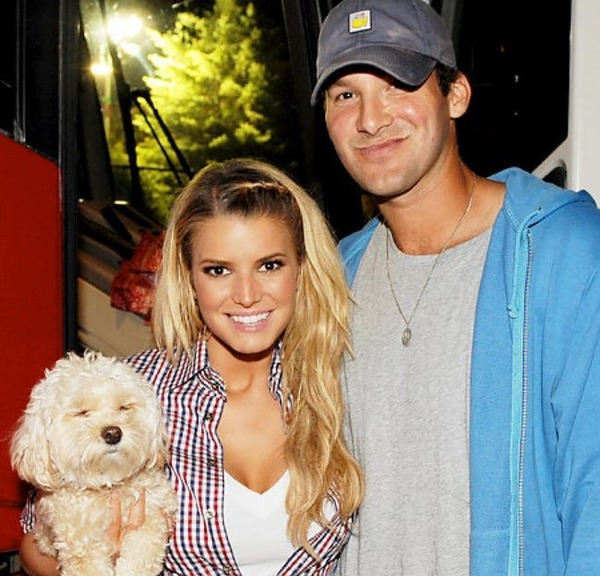 Jessica Simpson gift to Tony Romo