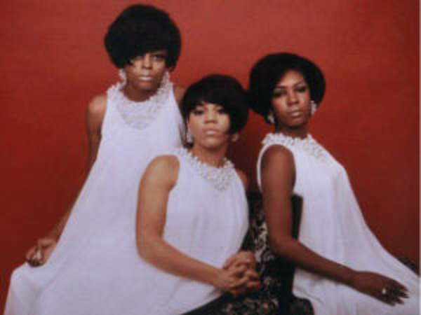 The Supremes - Diana Ross, Florence Ballard and Mary Wilson