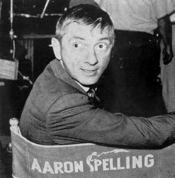 Aaron Spelling young