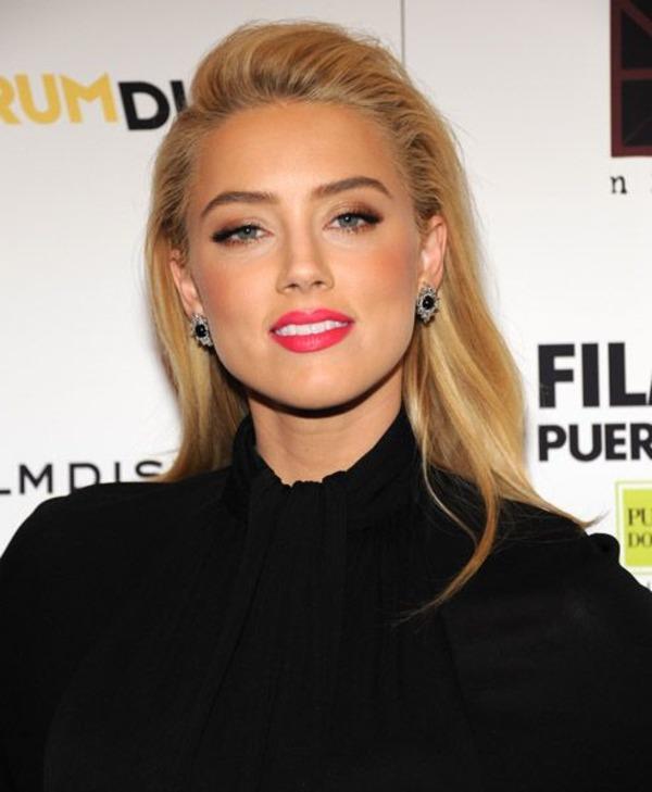 Amber Heard's bio and net worth