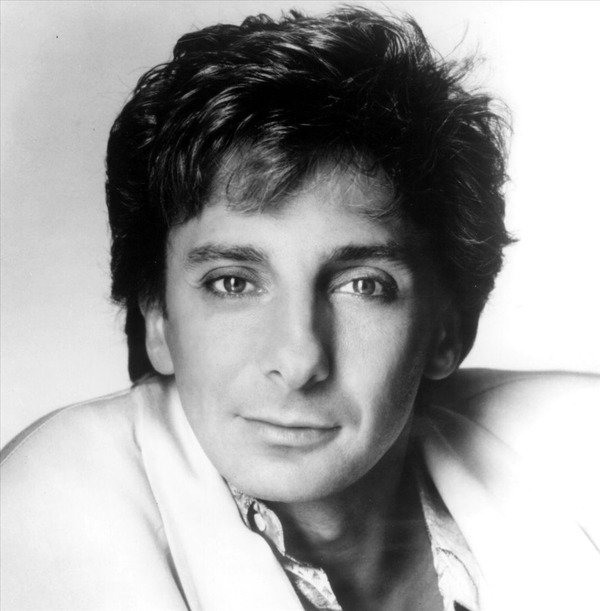 Barry Manilow young