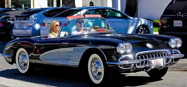 Eddie Cibrian car