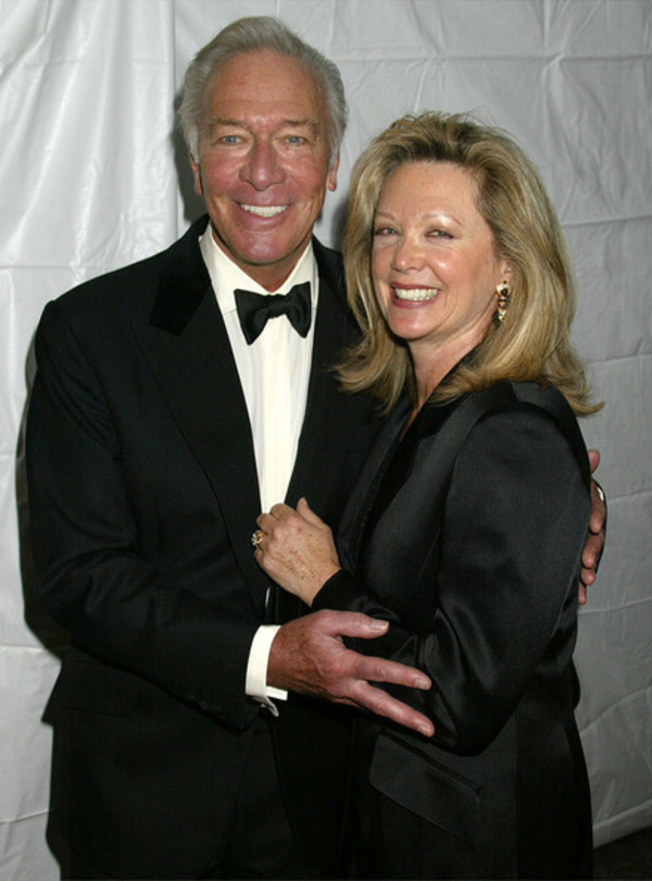 Richard Plummer and his wife Elaine Taylor