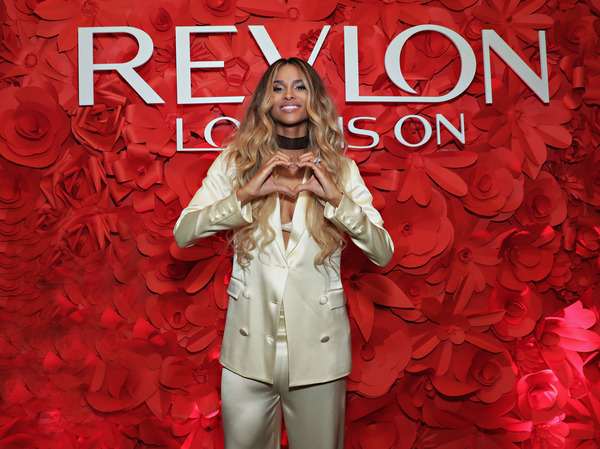 Ciara endorses Revlon