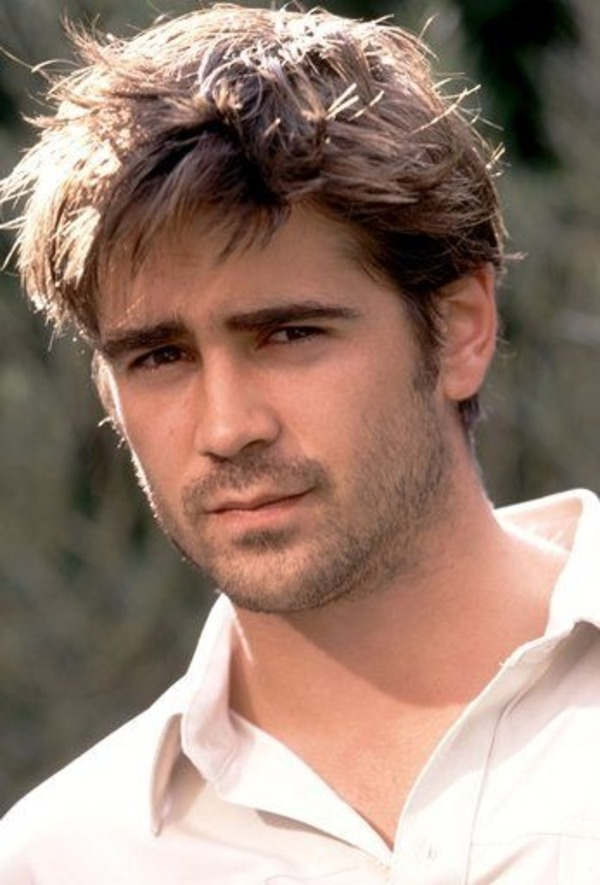 Colin Farrell young