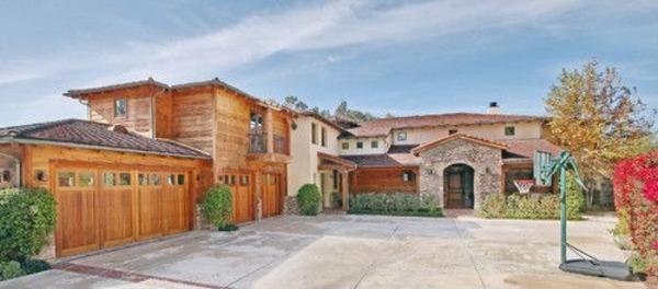 Eddie Cibrian house