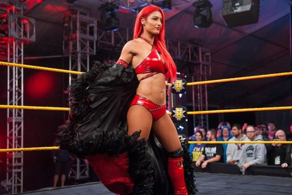 How much is Eva Marie worth?