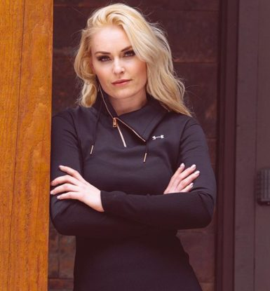 Lindsey Vonn biography