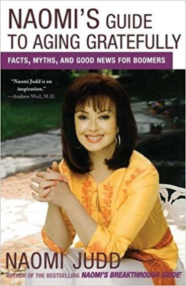 Naomi Judd book