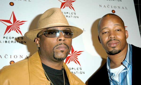 Warren G and his colleague, late Nate Dogg