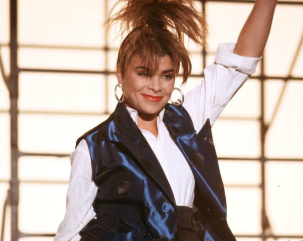Paula Abdul in  Forever Your Girl music video