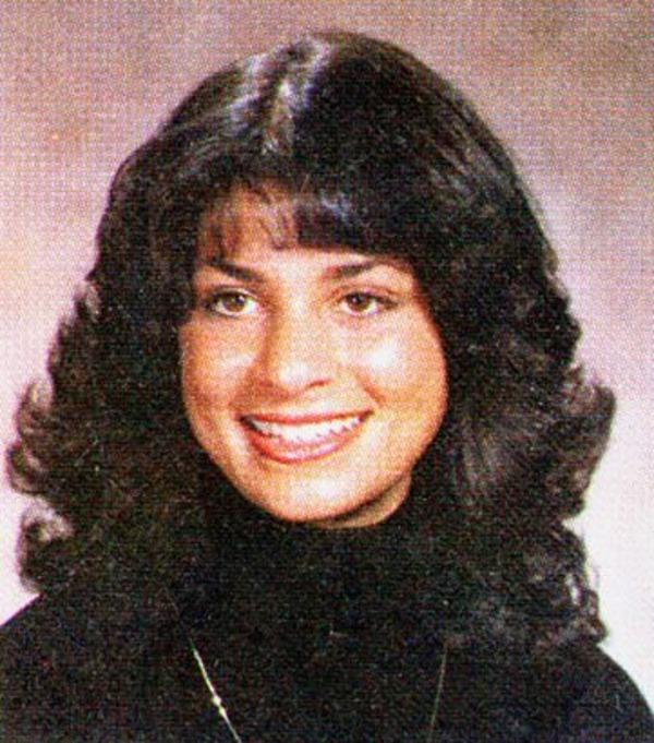 Paula Abdul young
