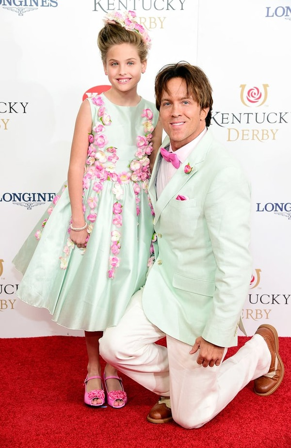 Larry Birkhead and his daughter Dannielynn