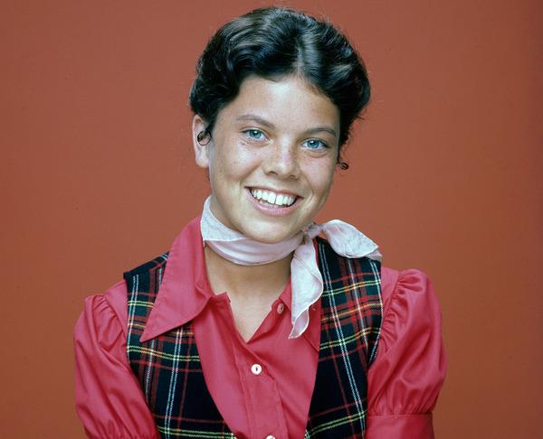"Erin Moran in ""Happy Days"""