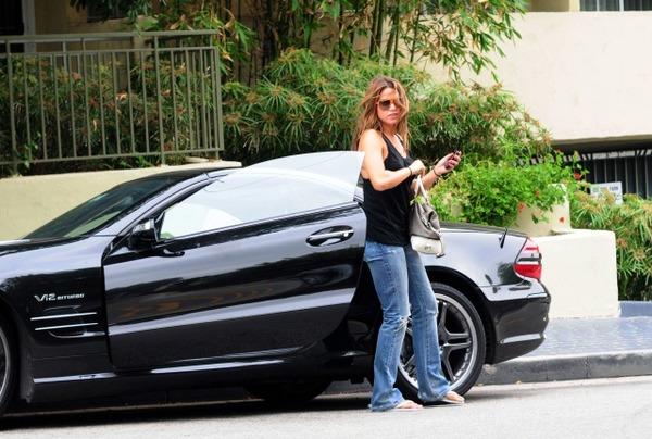 Nikki Reed car
