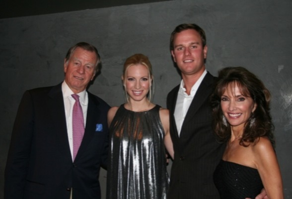Susan Lucci with her husband Helmut Herber and children
