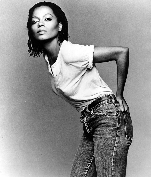 Young Diana Ross