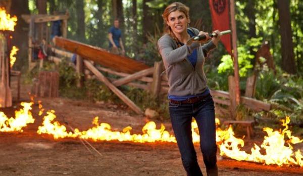 "Alexandra Daddario in ""Percy Jackson: Sea of Monsters"""