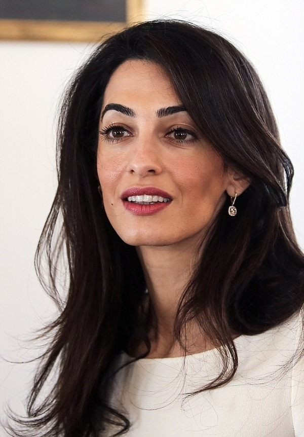 Amal Clooney most expensive dress