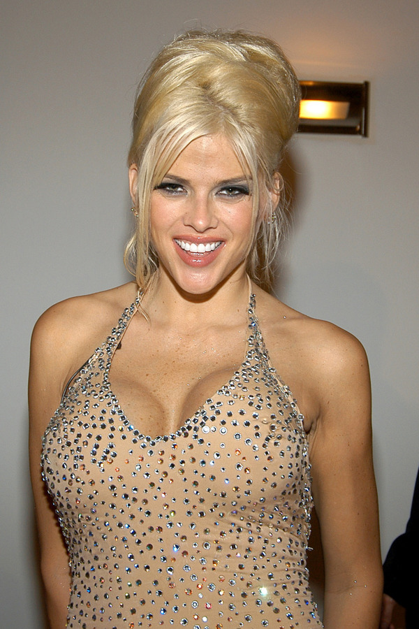 James Howard Marshall's trophy wife Anna Nicole Smith