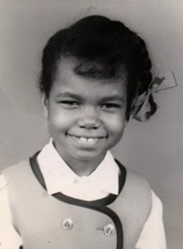 Condoleezza Rice in her early years