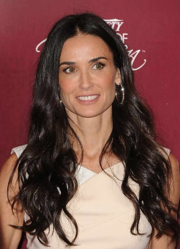 Demi Moore collection of dolls