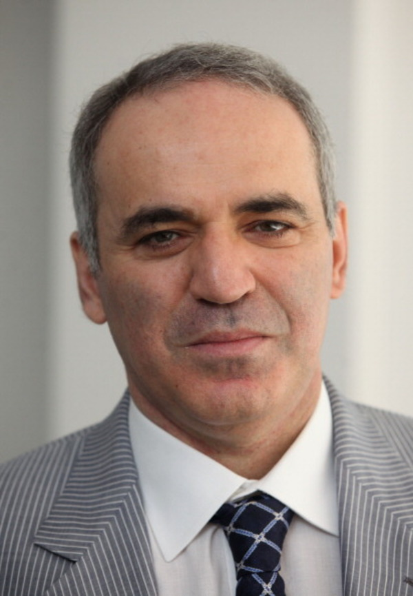 How rich is Garry Kasparov?