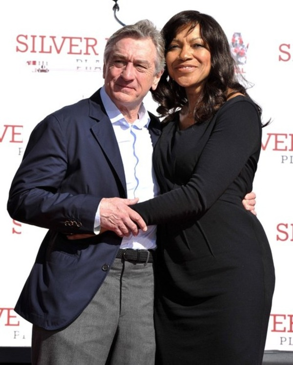 Grace Hightower and Robert DeNiro