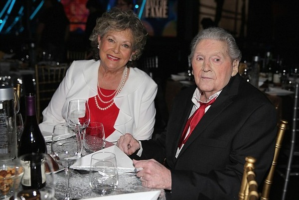 Jerry Lee Lewis 7th wife