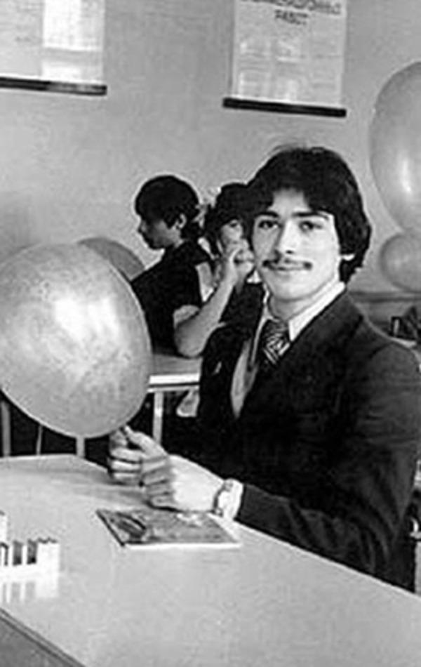 Mikhail Khodorkovsky young