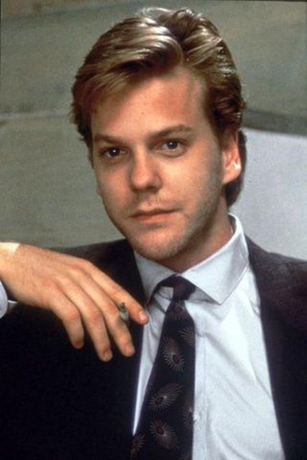 Kiefer Sutherland young