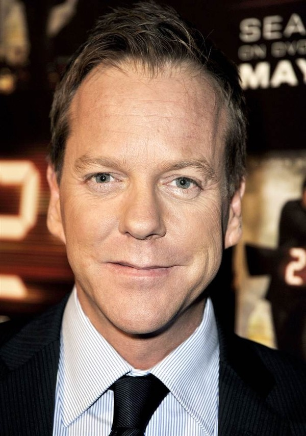 Kiefer Sutherland biography