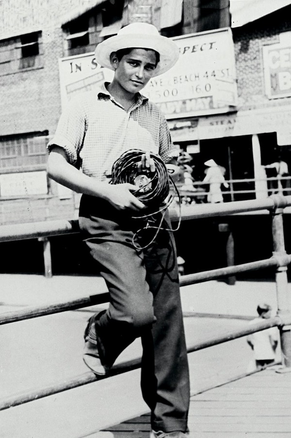 Norman Lear young