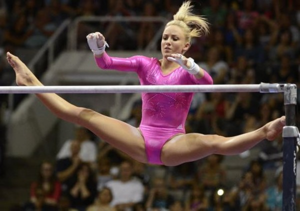 How rich is Nastia Liukin?