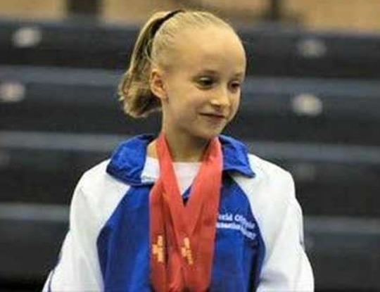 Nastia Liukin young