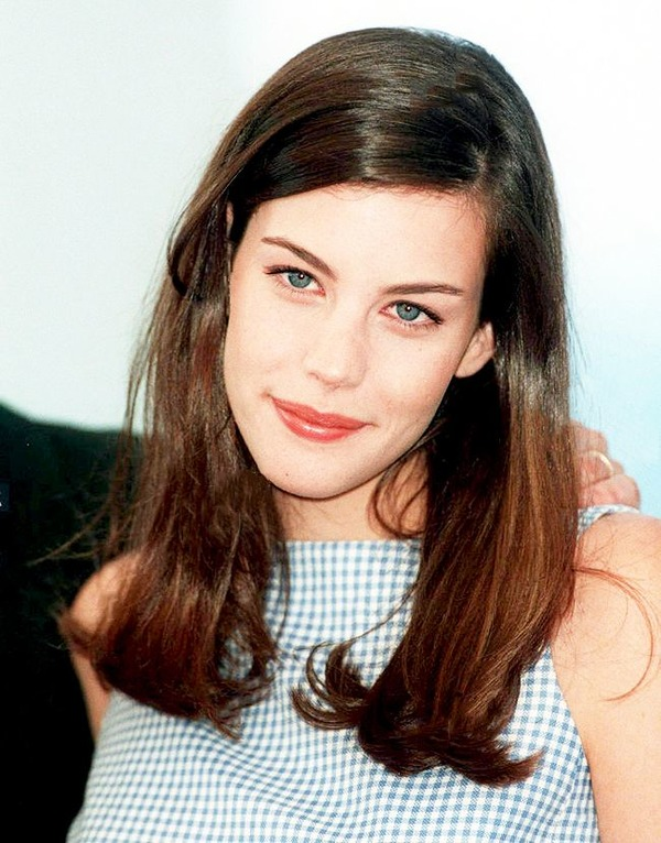 Liv Tyler young