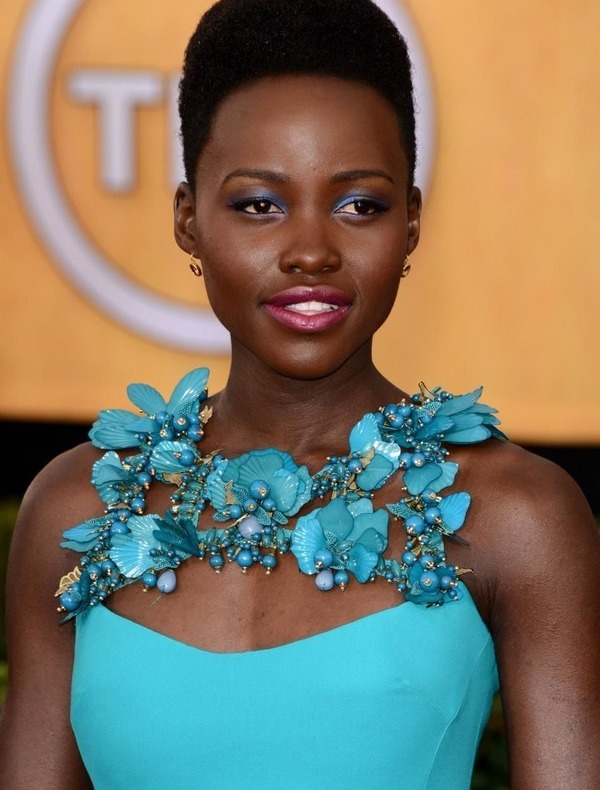 Lupita Nyong'o most expensive dress