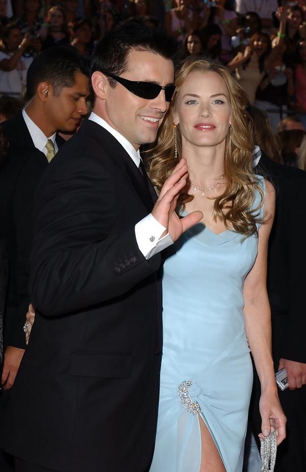 Matt LeBlanc and his ex-wife Missy McKnight