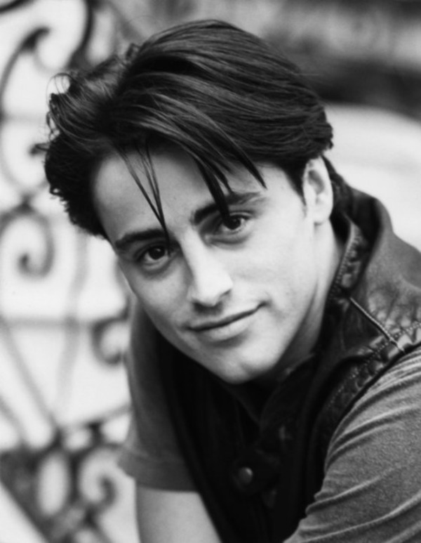 Matt LeBlanc young