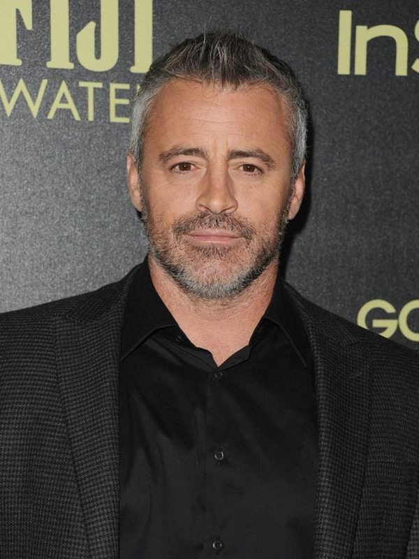 How rich is Matt LeBlanc?