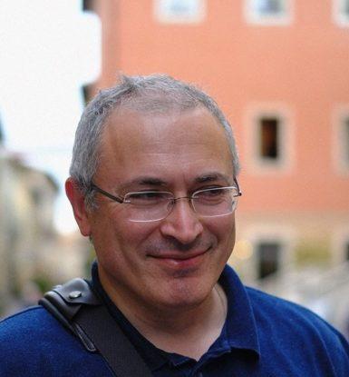 Mikhail Khodorkovsky biography
