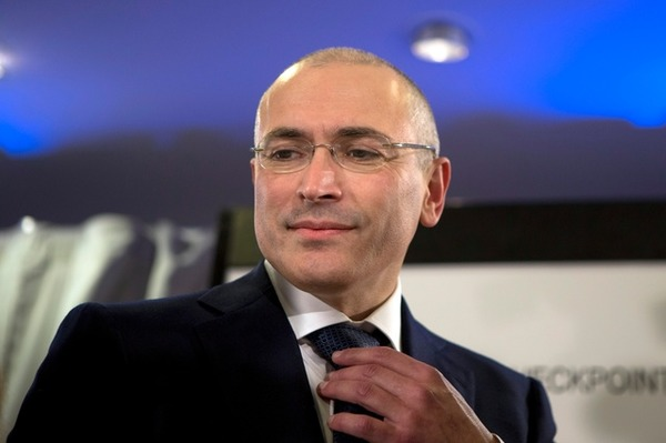 How rich is Mikhail Khodorkovsky?
