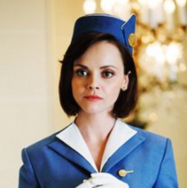 Christina Ricci as Maggie in Pan Am