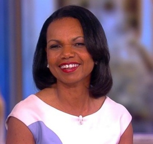 Condoleezza Rice career