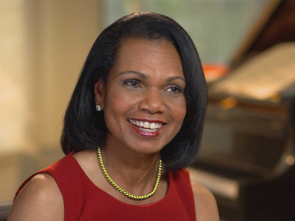 How rich is Condoleezza Rice?