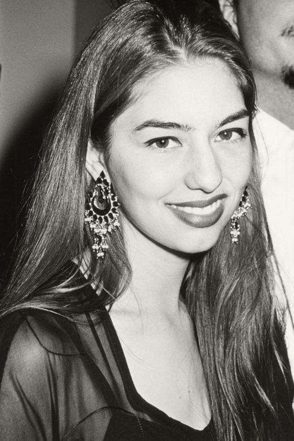 Sofia Coppola young